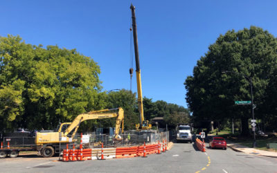 Baxter Street to E. Stonewall Street Wastewater Replacement